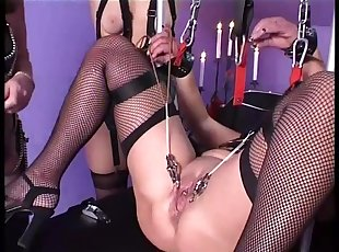Bondage, domination brutal sex, spanking and female domination, BDSM